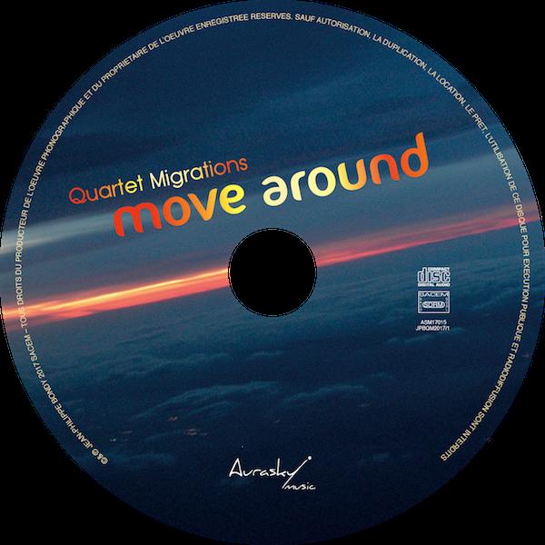 Move Around rond CD 600x600